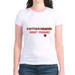 cotton-headed ninnymuggins Jr. Ringer T-Shirt