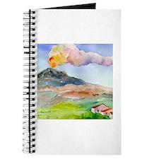 Sicilian Mt. Etna Journal