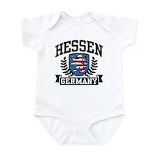 Hessen Germany Infant Bodysuit