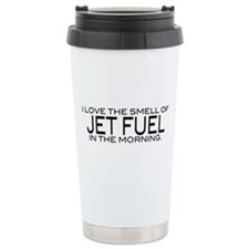 Jet Fuel Ceramic Travel Mug