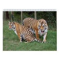 Shere Khan & China Doll Wall Calendar