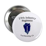 "29th Infantry Regiment 2.25"" Button (10 pack)"