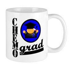 Chemo Grad Colon Cancer Mug