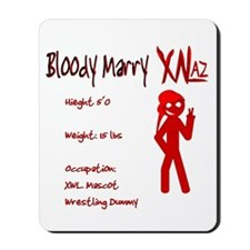 Bloody Marry Mousepad