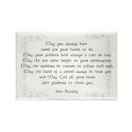 irish blessing (sq) Rectangle Magnet (10 pack)