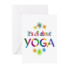 Yoga Greeting Cards (Pk of 20)