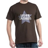 Super Camron Black T-Shirt