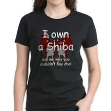Ask Me Why Not To Buy A Shiba Tee