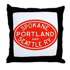 SP&S Throw Pillow