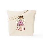 Little Angel Whimsy Design Tote Bag