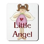 Little Angel Whimsy Design Mousepad