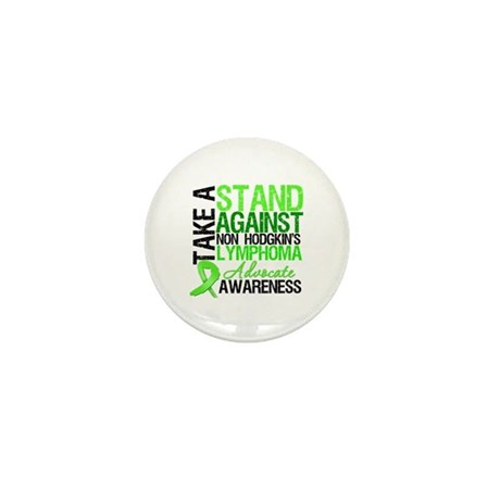TakeAStand NonHodgkins Mini Button (100 pack)