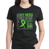 Hero NonHodgkins Lymphoma Tee