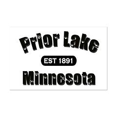 Prior Lake Established 1891 Posters