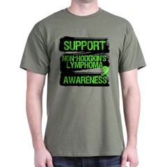 Support Non-Hodgkin's Dark T-Shirt