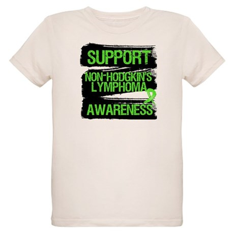 Support Non-Hodgkin's Organic Kids T-Shirt