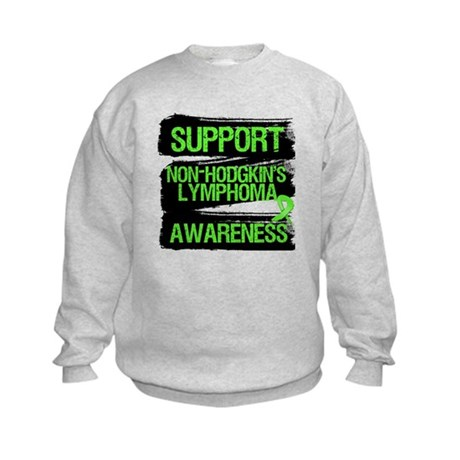 Support Non-Hodgkin's Kids Sweatshirt