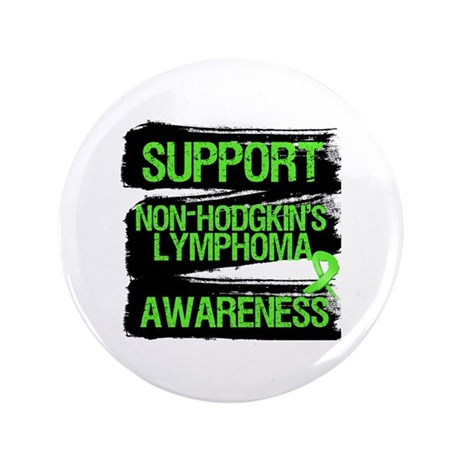 "Support Non-Hodgkin's 3.5"" Button (100 pack)"