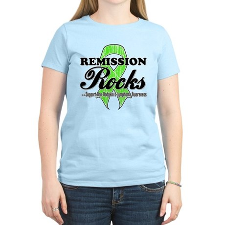 NonHodgkins RemissionRocks Women's Light T-Shirt