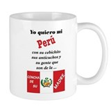 Peruchos Mug