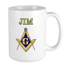 JIM Coffee Mug