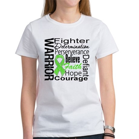 Non-Hodgkins Warrior Women's T-Shirt