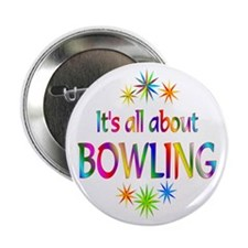 "Bowling 2.25"" Button (10 pack)"