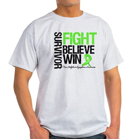 NonHodgkinsFightWin Light T-Shirt