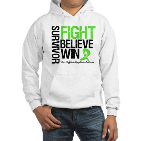 NonHodgkinsFightWin Hooded Sweatshirt