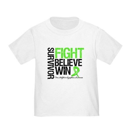 NonHodgkinsFightWin Toddler T-Shirt