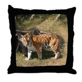 Tiger Flavio Throw Pillow