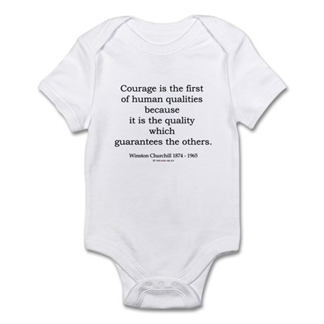 Winston Churchill 3 Infant Bodysuit