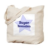 Super Brenden Tote Bag