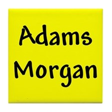 Adams Morgan Tile Coaster
