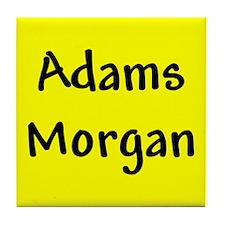 Adams Morgan Tile Coaster