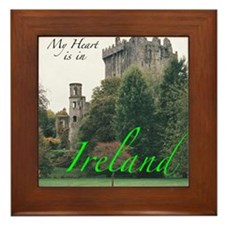 Ireland Picture Framed Tile