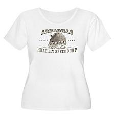 Armadillo Hillbilly Speedbump T-Shirt
