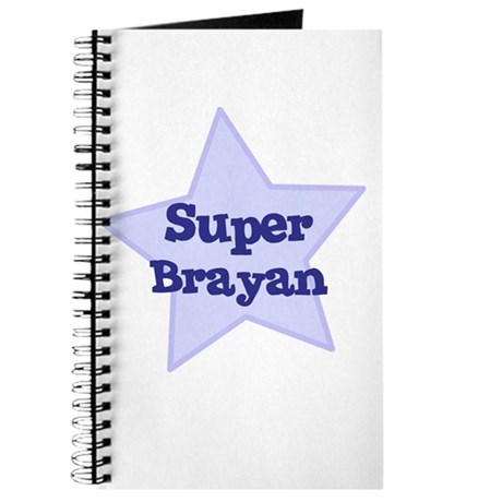 Super Brayan Journal