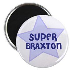 "Super Braxton 2.25"" Magnet (10 pack)"