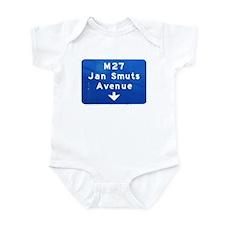 Jan Smuts Avenue Infant Bodysuit