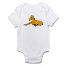 Baby Horse Lover Foal Infant Bodysuit