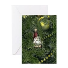 Gnome Home Greeting Card