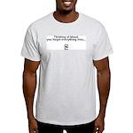 NetHack Maud Ash Grey T-Shirt