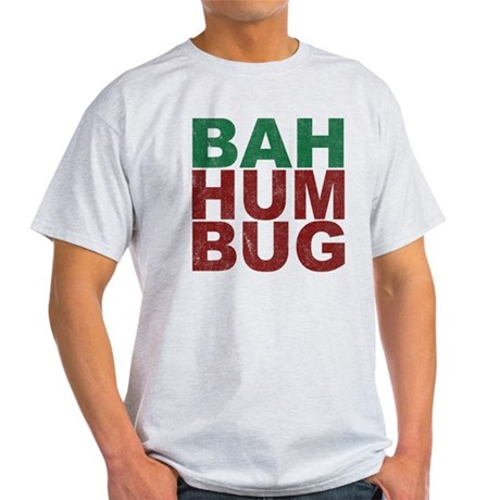 Bah Humbug Light T-Shirt
