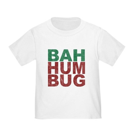 Bah Humbug Toddler T-Shirt