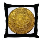 Cool Vilnius Throw Pillow