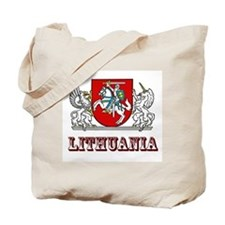Cute Lithuania Tote Bag