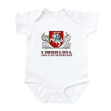 Unique Lithuania Infant Bodysuit
