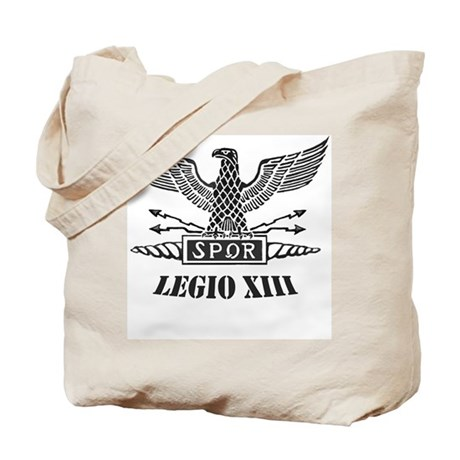 13th Roman Legion Tote Bag
