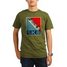 Unique Skateboard T-Shirt